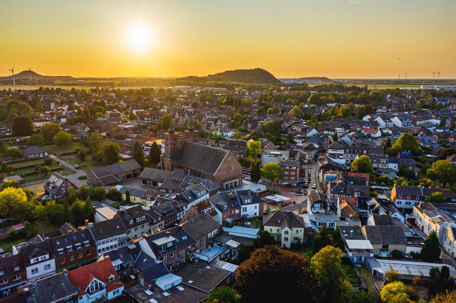 Baesweiler city